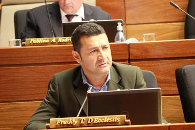 D'Ecclesiis, sigue sin ser alcanzado por investigaciones