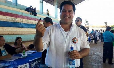 """""""Se hizo justicia"""", asegura el intendente de Concepción"""