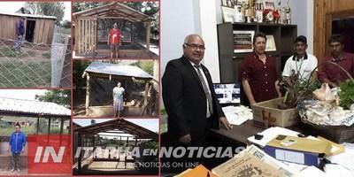SAN PEDRO DEL PNÁ: IMPORTANTES INVERSIONES DIRIGIDAS A PEQUEÑOS PRODUCTORES.