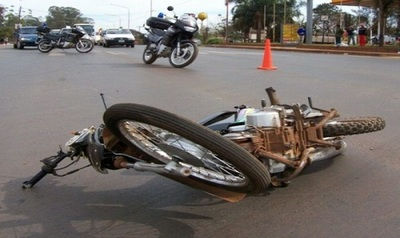 Motociclista muere en Paraguarí