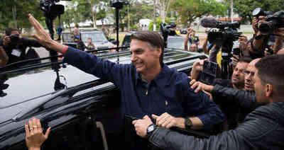 Jair Bolsonaro se enfrentará a Fernando Haddad en segunda vuelta en Brasil