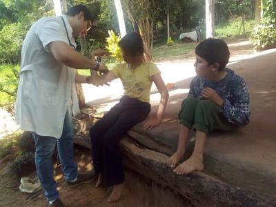 SENADIS asiste a familias de niños con discapacidad