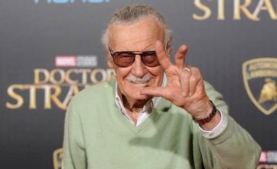 HOY / Muere Stan Lee a los 95 años, una leyenda del cómic