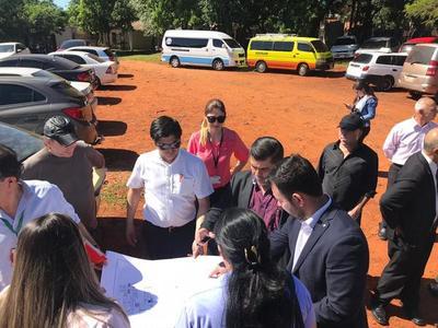 Itaipu financiará refacción de cuatro hospitales de Alto Paraná