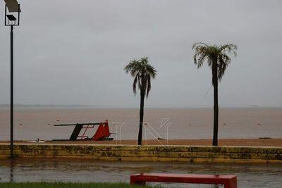 Alerta de tormentas en todo el país
