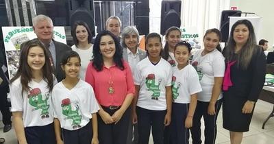 """Concluye con éxito  proyecto """"Pequeños Turistas"""" en escuelas de CDE"""