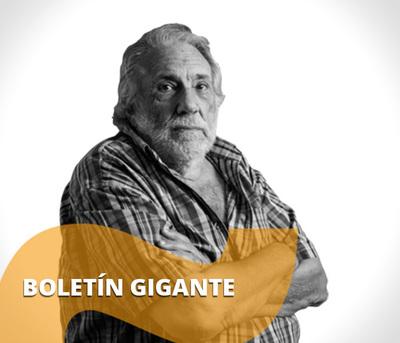 Boletín Gigante, con Humberto Rubin, Hugo Rubin y Amado Farina