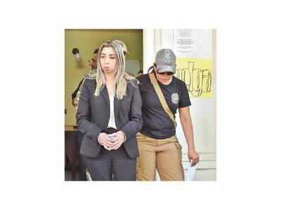 Envían a prisión a cuñada de D'Ecclesiis por narcotráfico