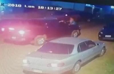 Impactantes imágenes del momento exacto del asesinato de abogada Casuso