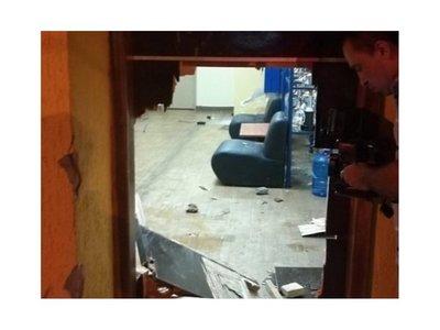 Barras de Luque destrozaron estadio Feliciano Cáceres