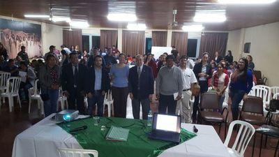 Exitosa charla organizada por la Cámara de Comercio de San Ignacio