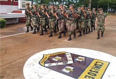A garrotazos torturaron a 16 cadetes en Encarnación