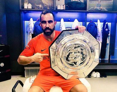 El arquero del Manchester City, discípulo de Chilavert