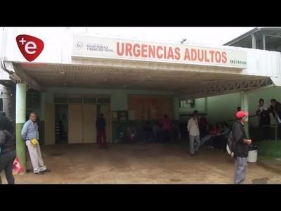 SOLO EL FIN DE SEMANA FUERON ATENDIDAS 600 PERSONAS EN URGENCIAS DEL HRE