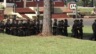 DOS JEFES INVESTIGADOS TRAS MALTRATO A 17 ASPIRANTES DEL COMISOE