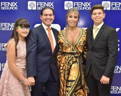 Relanzamiento y apertura de sucursal de Fenix SA de Seguros