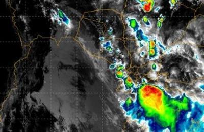 Autoridades alertan sobre intensas lluvias
