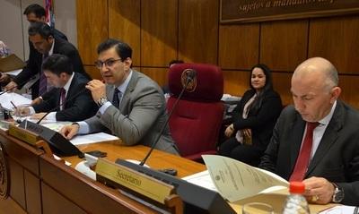 Senado resolverá juicio de Sindulfo Blanco este miércoles