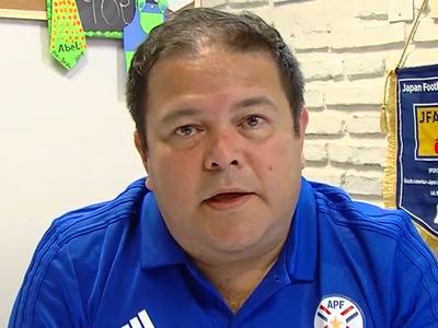 Michael Sánchez habló sobre la disputa de las semifinales y la final de la Copa Paraguay