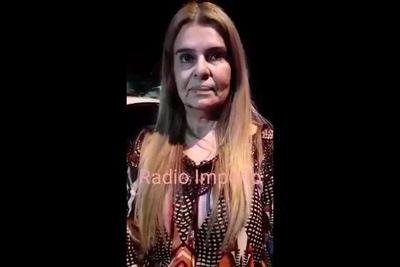 Mujer asegura que la confundieron con Laura Casuso