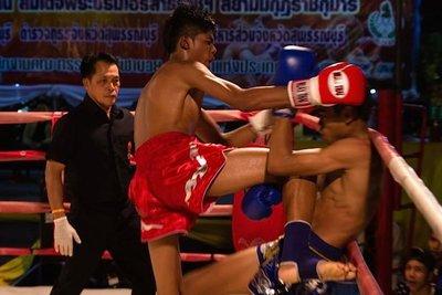 Fallece un joven de 13 años en un combate de muay thai