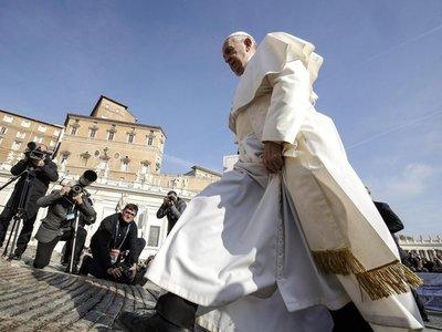 """Papa Francisco: """"Los chismosos son terroristas"""""""