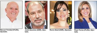 Diputados de A. Paraná obstruyen la expulsión de colegas corruptos