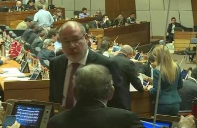 Analizan veto de presupuesto para la fiscalía