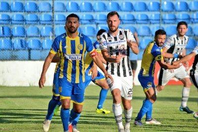 Goles Clausura 2018 Fecha 18: Capiatá 0 – Santaní 2
