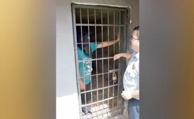 Falsificó boleta de rifa y quedó detenido