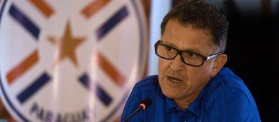 Osorio piensa en una línea de tres ante Sudáfrica