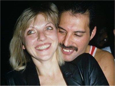 Así es Mary Austin, el gran amor de Freddie Mercury