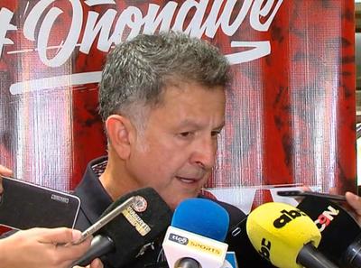 Las declaraciones de Juan Carlos Osorio