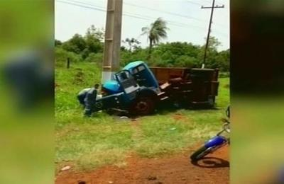 Un adulto mayor fallece en un accidente de tránsito