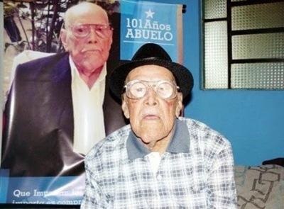 Falleció ex combatiente en Horqueta