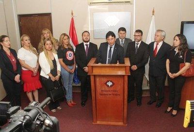 Para fiscales del Mercosur, no se puede tolerar amenaza a Quiñónez