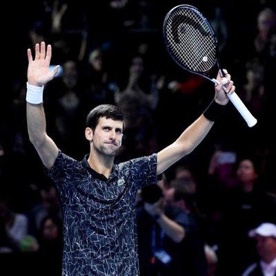 "Djokovic se instala en ""semis"""