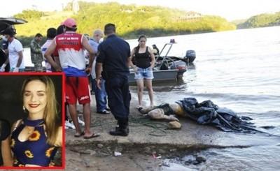 Realizan necropsia al cadáver de joven ahogada