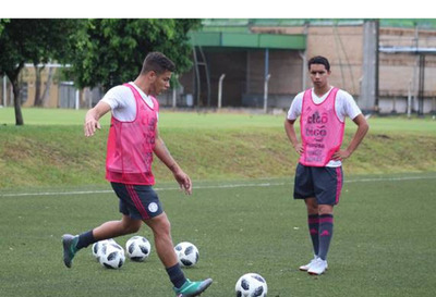 La Selección Sub 20 con la mente puesta en Chile