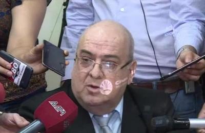 Secretario del municipio de Ciudad del Este realiza su intervención