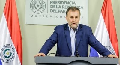 Ministro de Hacienda destaca respeto a ley de Responsabilidad Fiscal