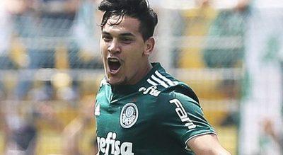 Gómez y Palmeiras siguen imparables en el Brasileirão