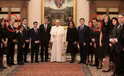 HOY / Gobierno (y plata) de la gente: Friedmann y compañía no saben cómo justificar ida a Roma