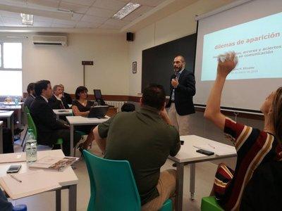 Invitan al workshop de comunicación estratégica con el experto Luciano Elizalde