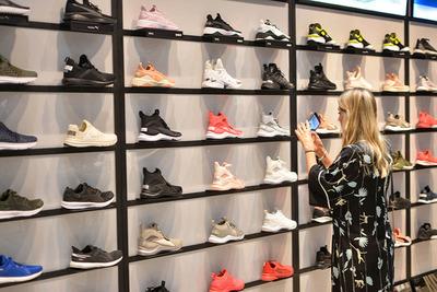 """Puma inauguró su renovada tienda bajo el concepto """"Forever Faster"""""""