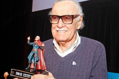 Revelan al último héroe creado por Stan Lee