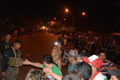 Escraches siguen en Concepción