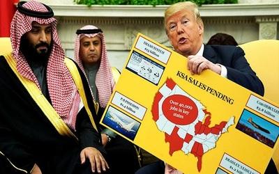 Senadores de EEUU proponen suspender venta de armas a Arabia Saudita