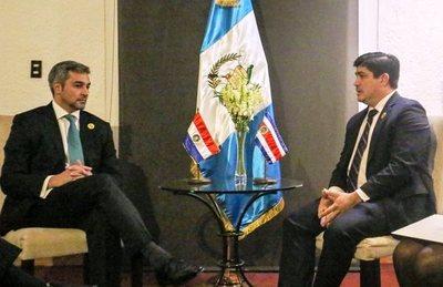 Paraguay y Costa Rica acuerdan generar mayor acercamiento