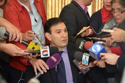 El senador Ovelar aguarda ahora plan del Ministerio de Hacienda